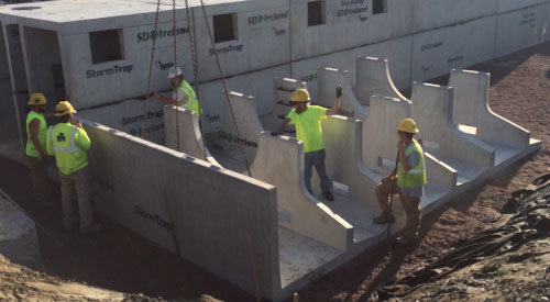 S.D. Ireland Construction Precast Cement Products