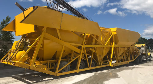 S.D. Ireland Quarry & Portable Crushing