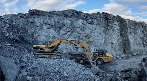 S.D. Ireland Construction Quarry & Portable Crushing